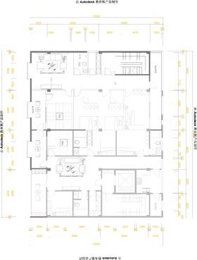 公寓出租房装修设计案例