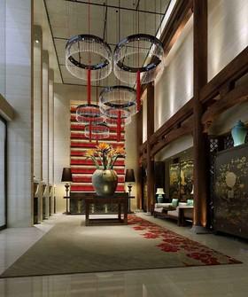 盛泰林语家园装修设计案例