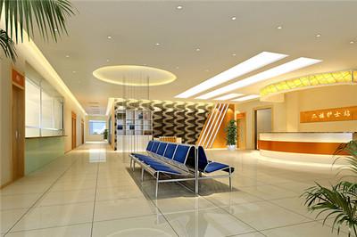 重庆医院装修设计案例