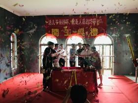 [宁波尚层装饰]悦龙湾 2019年6月22日开工典礼装修设计案例