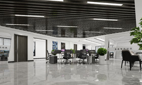 苏高新创新园D28装修设计案例