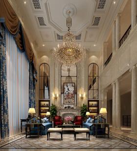 盛世豪庭别墅装修设计案例