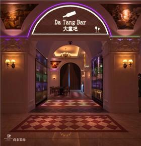 碧桂园凤凰城酒吧装修设计案例