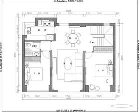 阳光城装修设计案例