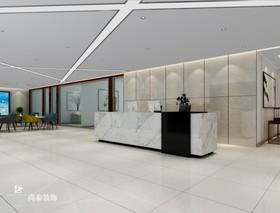 深圳市龙华区景龙建设路大为商务时空装修设计案例