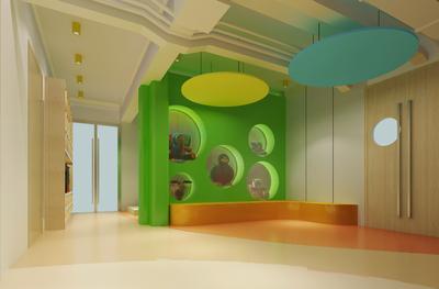 杭州幼儿园装修设计案例