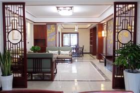 锦绣边城装修设计案例
