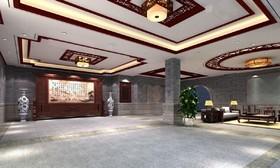 中国插画艺术馆装修设计案例