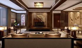 沂河观邸装修设计案例