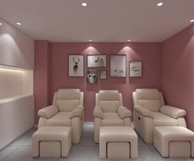 美容院装修设计案例