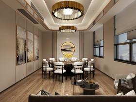 海鲜餐厅装修设计案例