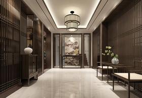 [宁波尚层装饰] 新中式风格 维科馨院装修设计案例