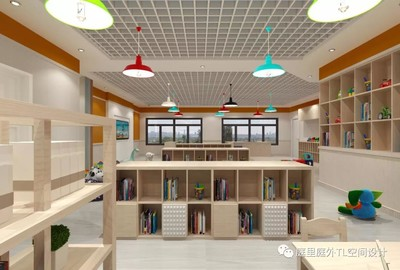 信阳阿卡迪亚幼儿园装修设计案例