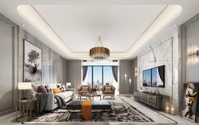 新景七星府邸装修设计案例