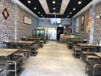 晋城火锅店装修设计案例
