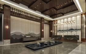 正陽  酒店裝修設計案例