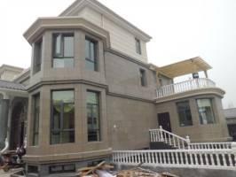 自建別墅650㎡別墅混搭風格裝修案例