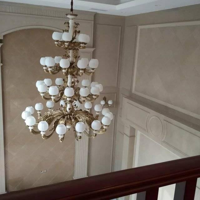 自建別墅400㎡別墅歐式風格裝修案例