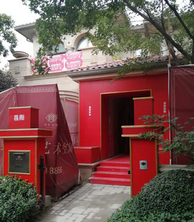 中国院子装修设计案例