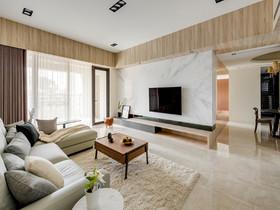 高新住宅小區裝修設計案例