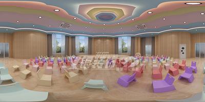 芜湖东紫园幼儿园装修设计案例