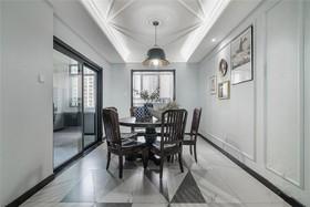 国熙台  美式 四居室 140平  16.8万装修设计案例