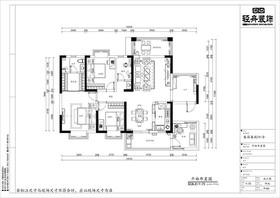 玉林?#30053;?#24247;城装修设计案例
