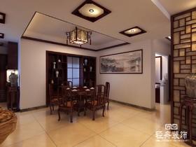 華商國際上海城裝修設計案例