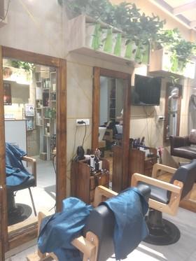 恒大雅苑对面理发店装修设计案例
