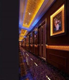 三公山商务酒店装修设计案例