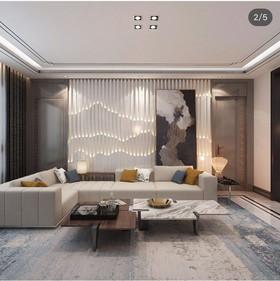 华中国宅华园装修设计案例