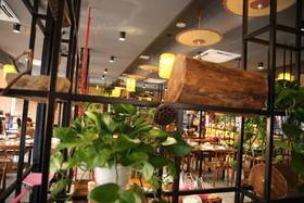 东北人家 餐厅装修设计案例