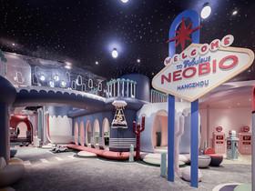 童梦乐园装修设计案例