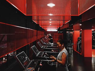 南昌HOTPOT健身房装修设计案例
