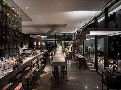 南昌餐厅装修设计案例