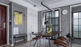 汉城1号     简约中式 三居室 105平米 12万装修设计案例