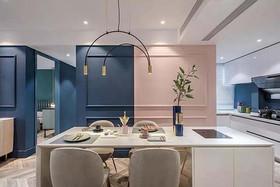 杨凌恒大城   现代三居室110平13.2万装修设计案例