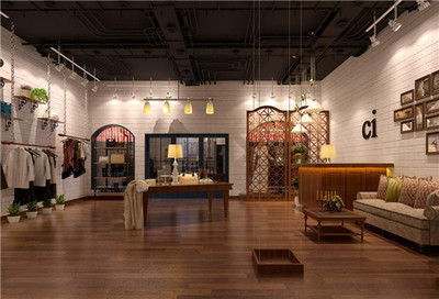 湘潭湘潭装修 上层国际店面装饰有哪些风格 店面装修小技巧装修设计案例