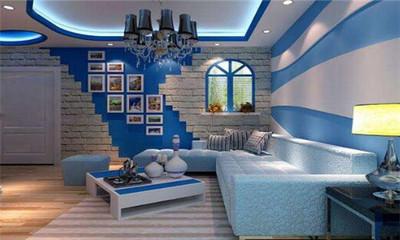 湘潭九华新城 客厅装修案例推荐装修设计案例