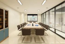 垦利厂房办公室装修设计案例