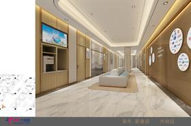 建材城8栋3楼装修设计案例