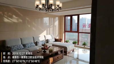 湘潭湘潭装修 火炬学府 新中式装修案例装修设计案例