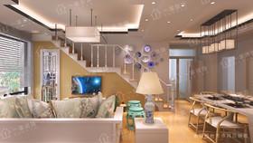 阳光家园装修设计案例