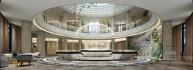 潯南名邸售樓中心裝修設計案例