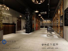 威尼國際(桐城路店)裝修設計案例