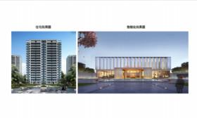 晶科廣(guang)信公館售樓處裝修設計案例(li)