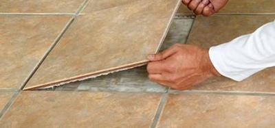 手把手教你安装瓷砖