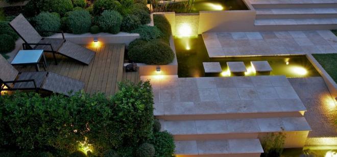 也是很重要的别墅庭院设计