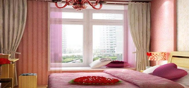 聊一聊喜庆的婚房设计