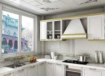 厨房装修 简单实用才是美观